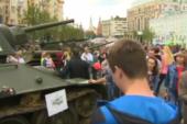 توقيف أكثر من 200 شخص خلال تظاهرات بروسيا