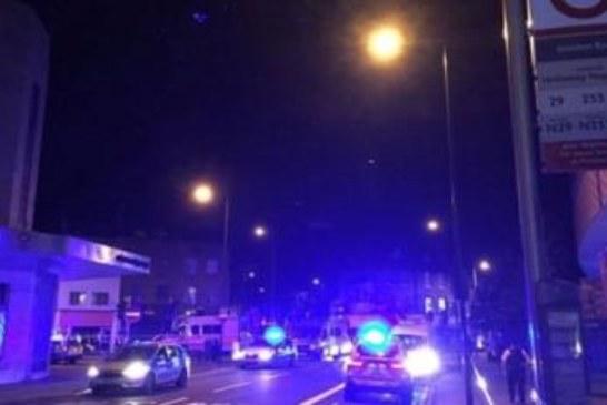"""اعتقال مشتبه به في عملية دهس جديدة خلفت """"عدة مصابين"""" شمالي لندن"""