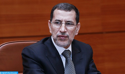 العثماني يوسع مشاورات الاستوزار وينفتح على كل قادة الأغلبية الحكومية