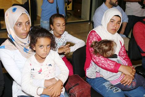 منظمة حقوقية أوروبية ترحب بقرار المغرب استضافة مجموعة من اللاجئين السوريين