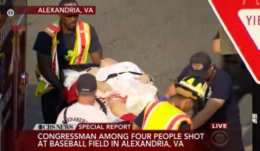 إطلاق النار على عضو بارز بمجلس النواب الأمريكي وإصابة 5 آخرين