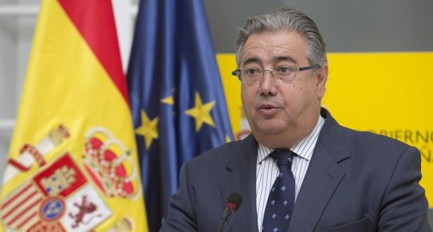 وزير الداخلية الإسباني يزور المغرب غدا الجمعة