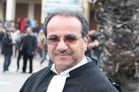 المحامي طبيح يؤكد على ضرورة احترام الجميع للأحكام الصادرة عن القضاء في أحداث الحسيمة