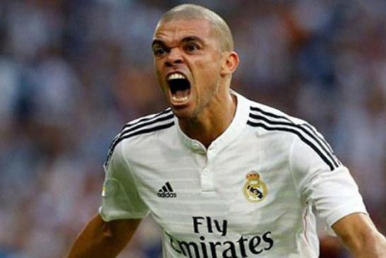 البرتغالي بيبي يعلن مغادرة ريال مدريد هذا الصيف دون تحديد وجهته