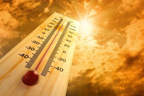 طقس حار غدا الاثنين بعدد من المدن المغربية