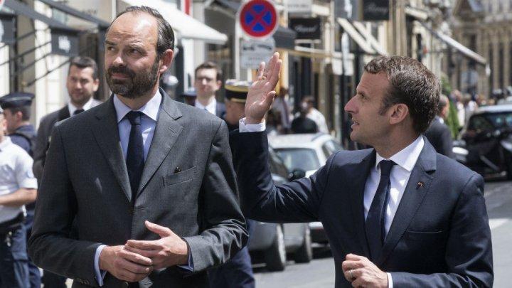 الرئيس الفرنسي ماكرون يعلن تشكيل الحكومة الجديدة