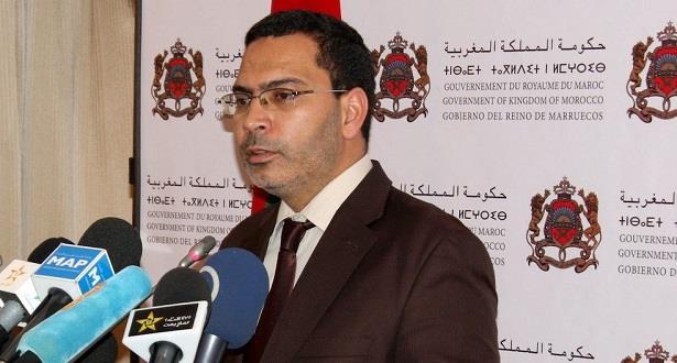 """الخلفي: """"غلاف جون أفريك حول المغرب مستفز غير مقبول ومدان"""""""