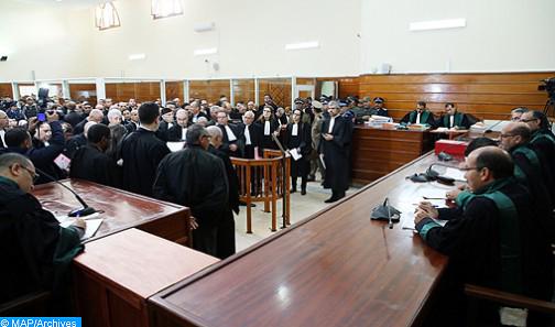 أحكام تتراوح بين سنتين حبسا نافذا والسجن المؤبد في حق المتهمين في أحداث اكديم