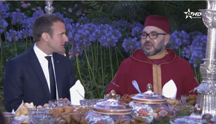 العلاقات المغربية الفرنسية دائما جيدة رغم تغير الرؤساء في فرنسا