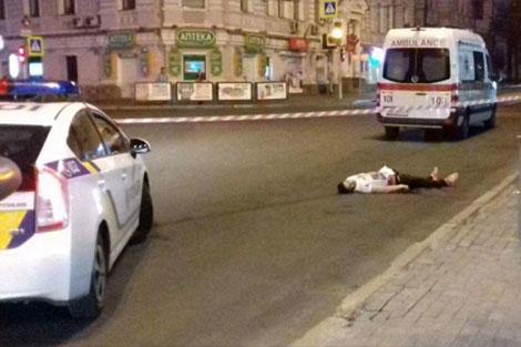 اعتقال المتهم بقتل الطالب المغربي محمد المعتمد بأوكرانيا