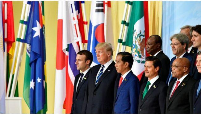 مجموعة 20: بيان ختامي مشترك ينتهي باتفاق حول المناخ والتجارة