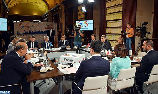 """ما بعد """"داعش"""" اجتماع هام بين وزراء داخلية المغرب والبرتغال وإسبانيا وفرنسا"""