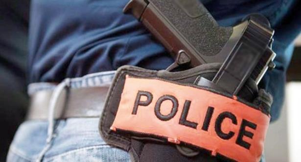 شرطي يطلق النار لاعتقال شخص هدد حياة الناس ورجال الأمن بمراكش