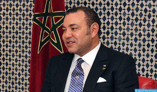 الملك يهنئ نادي الوداد البيضاوي بعد تتويجه بلقب عصبة الأبطال الإفريقية