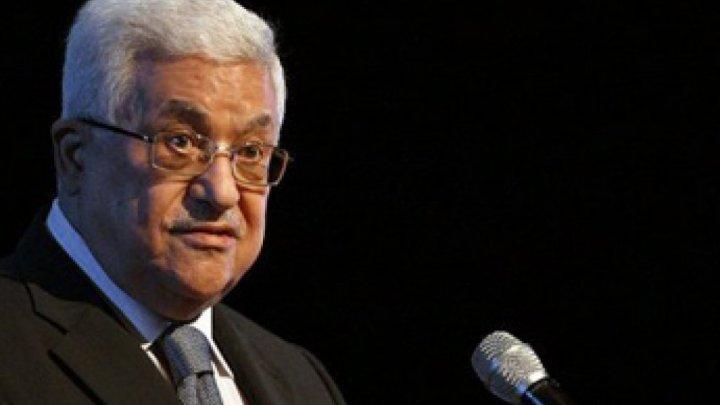 محمود عباس يعلن تجميد الاتصالات الرسمية مع إسرائيل
