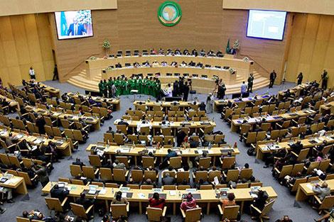 اعتراض قوي لدول أعضاء في الاتحاد الإفريقي على قرار لمجلس السلم والأمن حول الصحراء المغربية