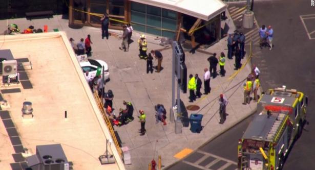 10 جرحى في في دهس سيارة لعدد من المارة في بوسطن الأمريكية