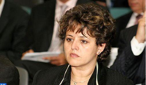 تعيين لطيفة الشيهابي كاتبة عامة لصندوق الإيداع والتدبير