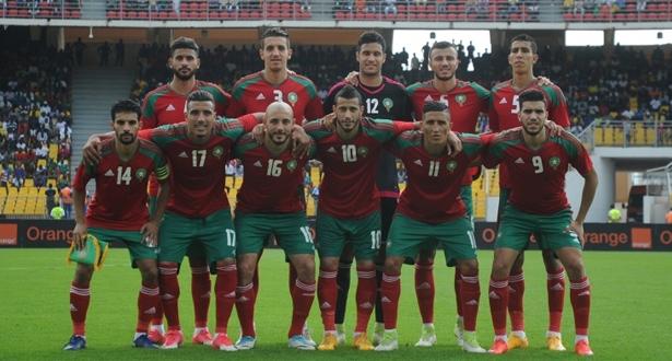 تراجع المنتخب المغربي في تصنيف الفيفا الجديد