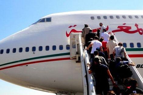 السلطات الأمريكية تسمح للمسافرين المغاربة باصطحاب أجهزتهم الالكترونية على متن الطائرات