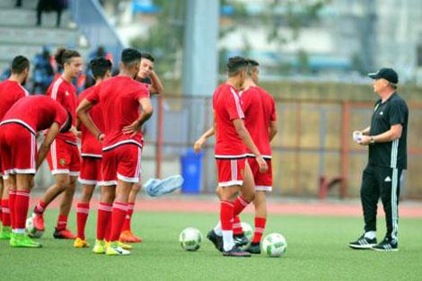 المنتخب المغربي بنهائي الألعاب الفرنكفونية بعد تجاوز الكونغو الديمقراطية
