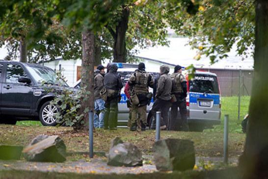 مقتل شخص وإصابة آخرين في هجوم بسكين داخل متجر بهامبورغ