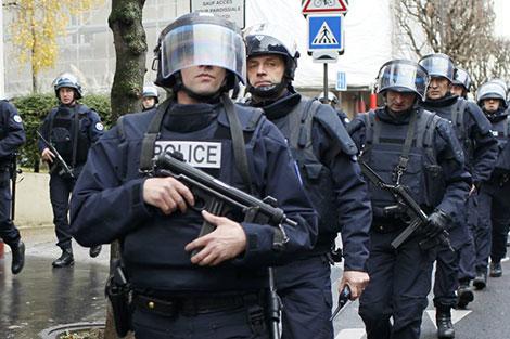 نشر 11 ألف رجل أمن في احتفالات 14 يوليوز بباريس