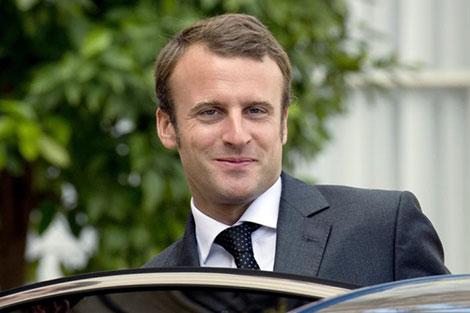 اعتقال رجل خطط لاغتيال الرئيس الفرنسي ايمانويل ماكرون