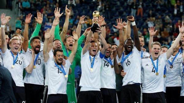 ألمانيا تنتزع صدارة تصنيف المنتخبات من البرازيل