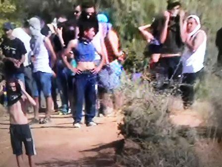خطير… بسبب تحدي قرار المنع… إصابة 72 أمنيا و11 متظاهرا اليوم بالحسيمة