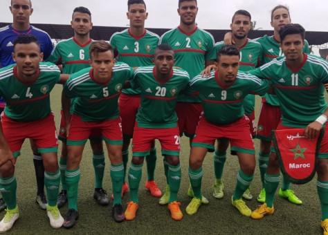 المنتخب المغربي يفوز بذهبية الألعاب الفرنكفونية بعد هزم الكوت ديفوار