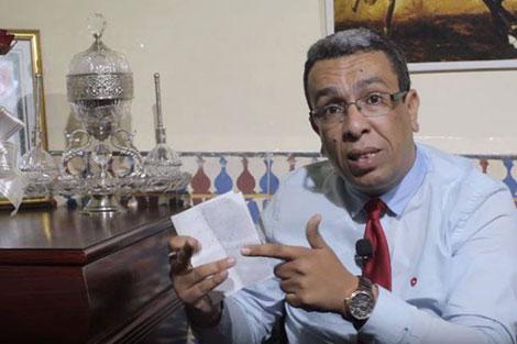 محكمة الاستئناف بالدار البيضاء تدين حميد المهداوي بثلاث سنوات سجنا نافذا