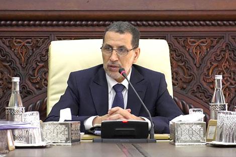حكومة العثماني تطلق برنامجا لزيارة مختلف مناطق المغرب لمراقبة المشاريع الجهوية