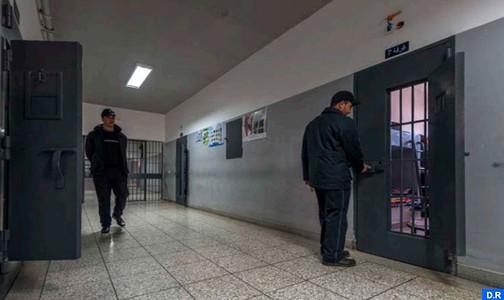 مندوبية السجون تنفي دخول معتقلي أحداث الحسيمة في إضراب عن الطعام