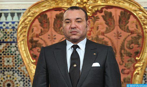 الملك يعزي الرئيس البوركينابي إثر الهجوم الإرهابي الذي استهدف مطعما في واغادوغو