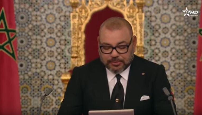 """الملك محمد السادس: """"لن نتمكن من رفع التحديات وتحقيق التطلعات إلا في إطار الوحدة والتضامن والاستقرار"""""""