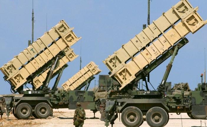 اعتراض صاروخ باليستي كان في اتجاه مكة