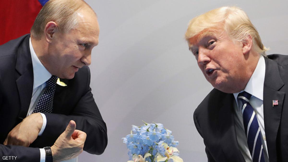 اجتماع سري بين بوتن وترامب خلال قمة العشرين