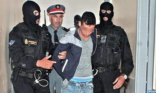 اعتقال تاجر مخدرات خطير واجه رجال الدرك بعنف لحظة محاولة اعتقاله بآسفي