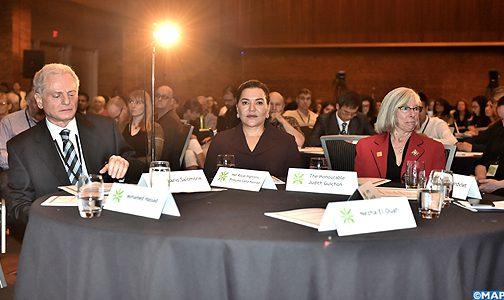 الأميرة للا حسناء ضيفة شرف النسخة 9 من المؤتمر العالمي للتربية على البيئة بفانكوفر