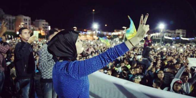 """يسمينة الفارسي تقول كل شيء عن """"حراك الريف""""… التمويل الخارجي… الانفصال… التطرف"""