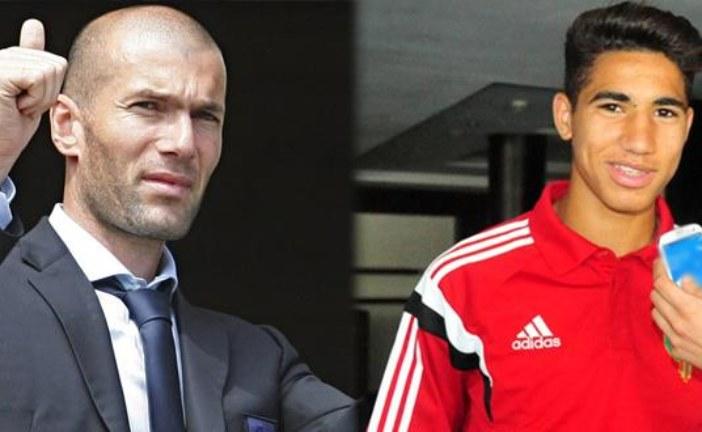 حكيمي يتلقى خبرا سعيدا خلال رحلته مع المنتخب الوطني لمالي