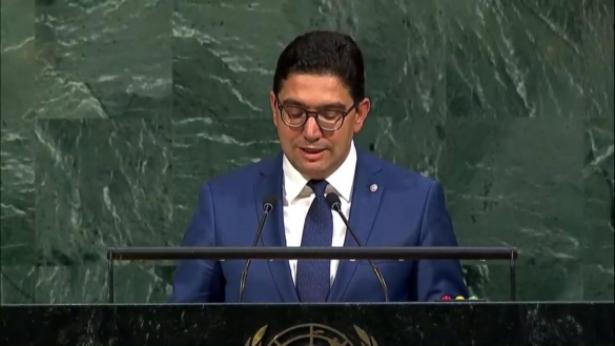 """بوريطة: """"الدورة 72 للجمعية العامة للأمم المتحدة أبرزت مكانة المغرب كشريك محترم بفضل قيادة الملك"""""""