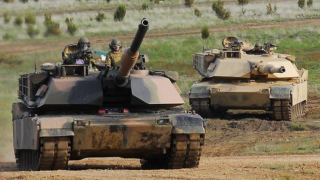 """المغرب يعزز ترسانته العسكرية بـ 162 دبابة من نوع """"أبرامز"""""""