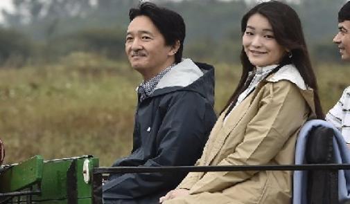 أميرة يابانية تختار حياة العامة وتقرر ترك العائلة الإمبراطورية للزواج