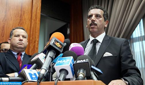 الخيام: المغرب نجح منذ 2002 في تفكيك 174 خلية إرهابية وإجهاض 352 مشروع تخريبي