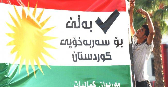 محكمة عراقية تأمر بإيقاف الاستفتاء على استقلال كردستان