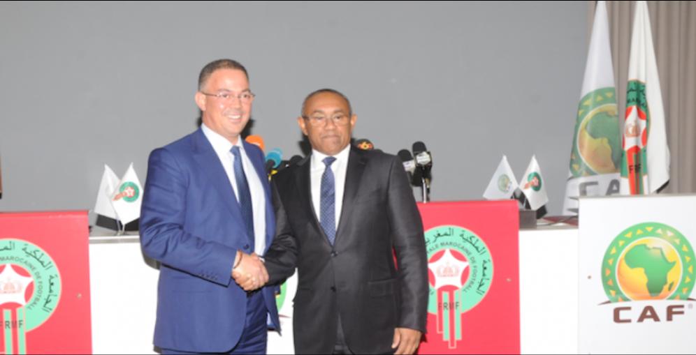 """الكاف يختار حكمين مغربيين لإدارة مباريات """"الشان"""" بالمغرب"""