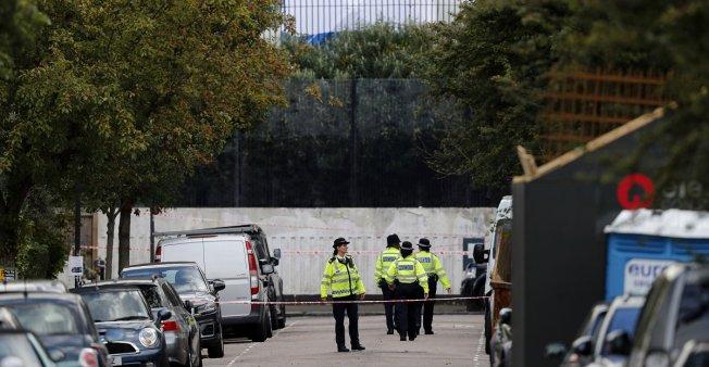 الشرطة البريطانية توقف شابا بعد اعتداء مترو لندن