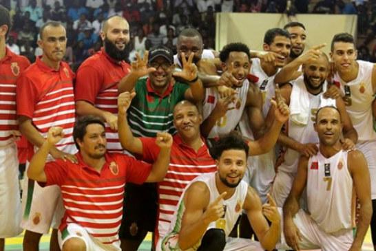كرة السلة… المغرب يطيح بمصر ويصل إلى نصف نهائي